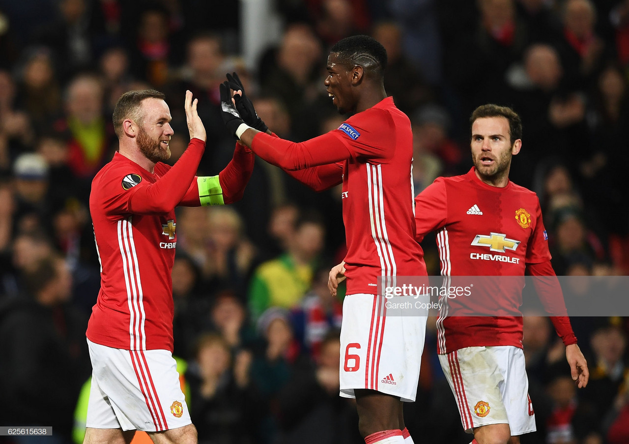 'Pogba's future at United is down to him', claims Rooney