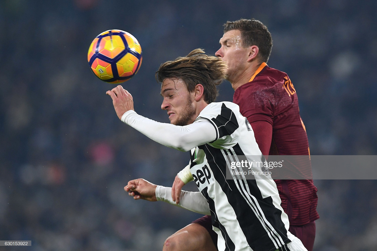 Roma have stepped on the gas in their pursuit of Daniele Rugani