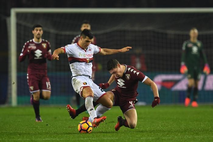 Serie A: il Genoa per la sopravvivenza, chiede strada al Torino