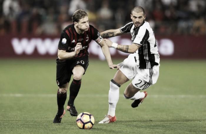 Supercoppa Juventus vs Milan: probabili formazioni