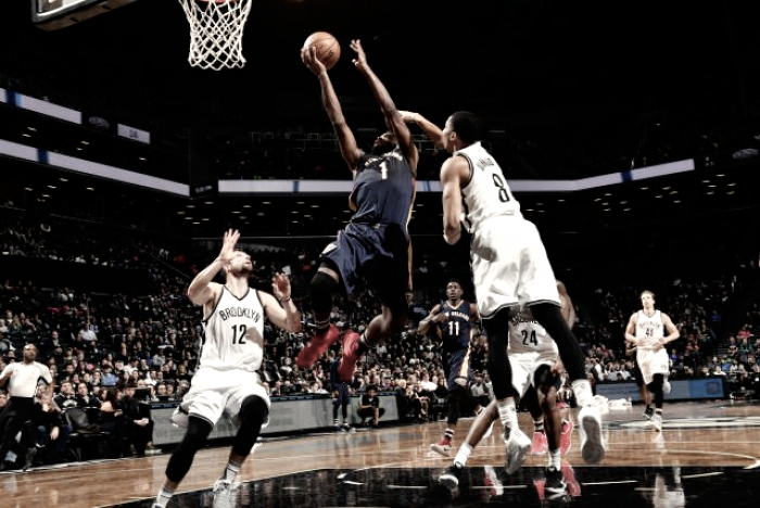 NBA - Ruggito Pelicans, Brooklyn k.o nel finale