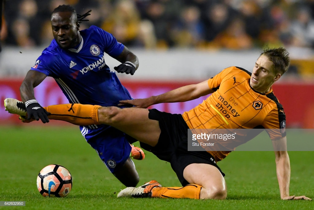 As it happened: Wolves shock Chelsea at Molineux