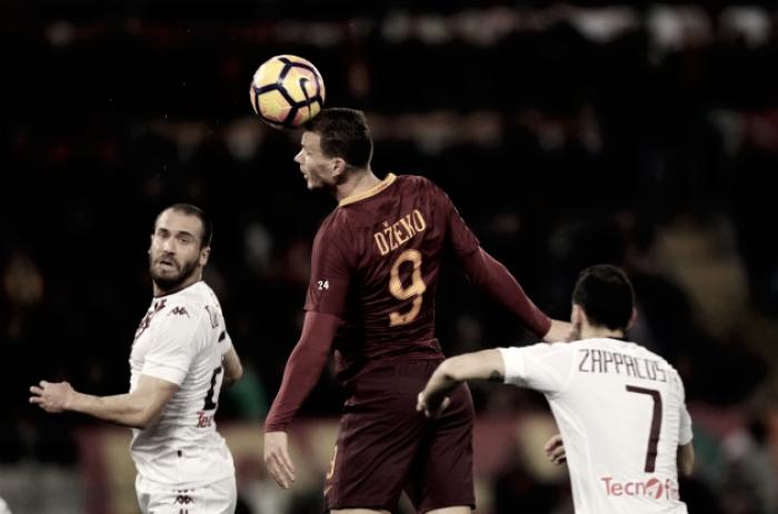 """Roma, serata di grandi gol col Torino. Spalletti: """"Stasera squadra forte, siamo stati davvero bravi """""""