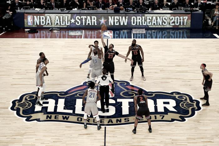 Novo All-Star Game: NBA muda formato e acaba com duelo entre Leste e Oeste