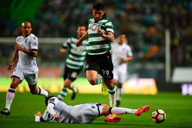 Leões recebem Vitória de Guimarães