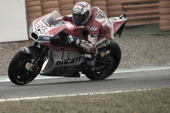 MotoGp - Dovizioso vola nelle FP2 a Le Mans, 2° Marquez, in difficoltà le Yamaha