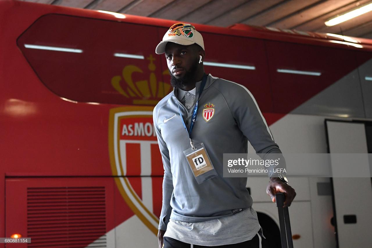 Tiemoue Bakayoko leaves on loan to AS Monaco