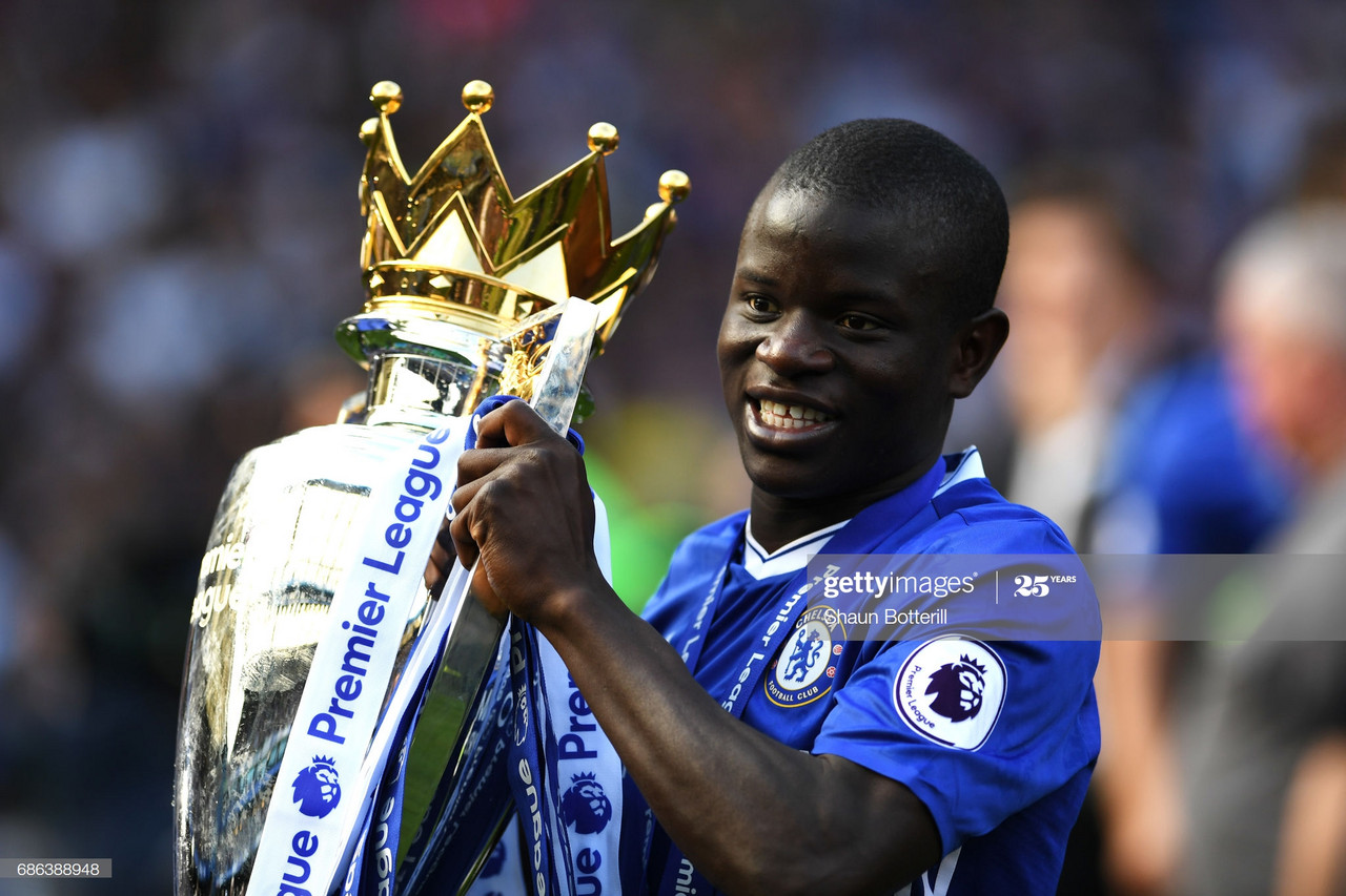 N'Golo Kante: A smile to melt hearts, a brain to win matches