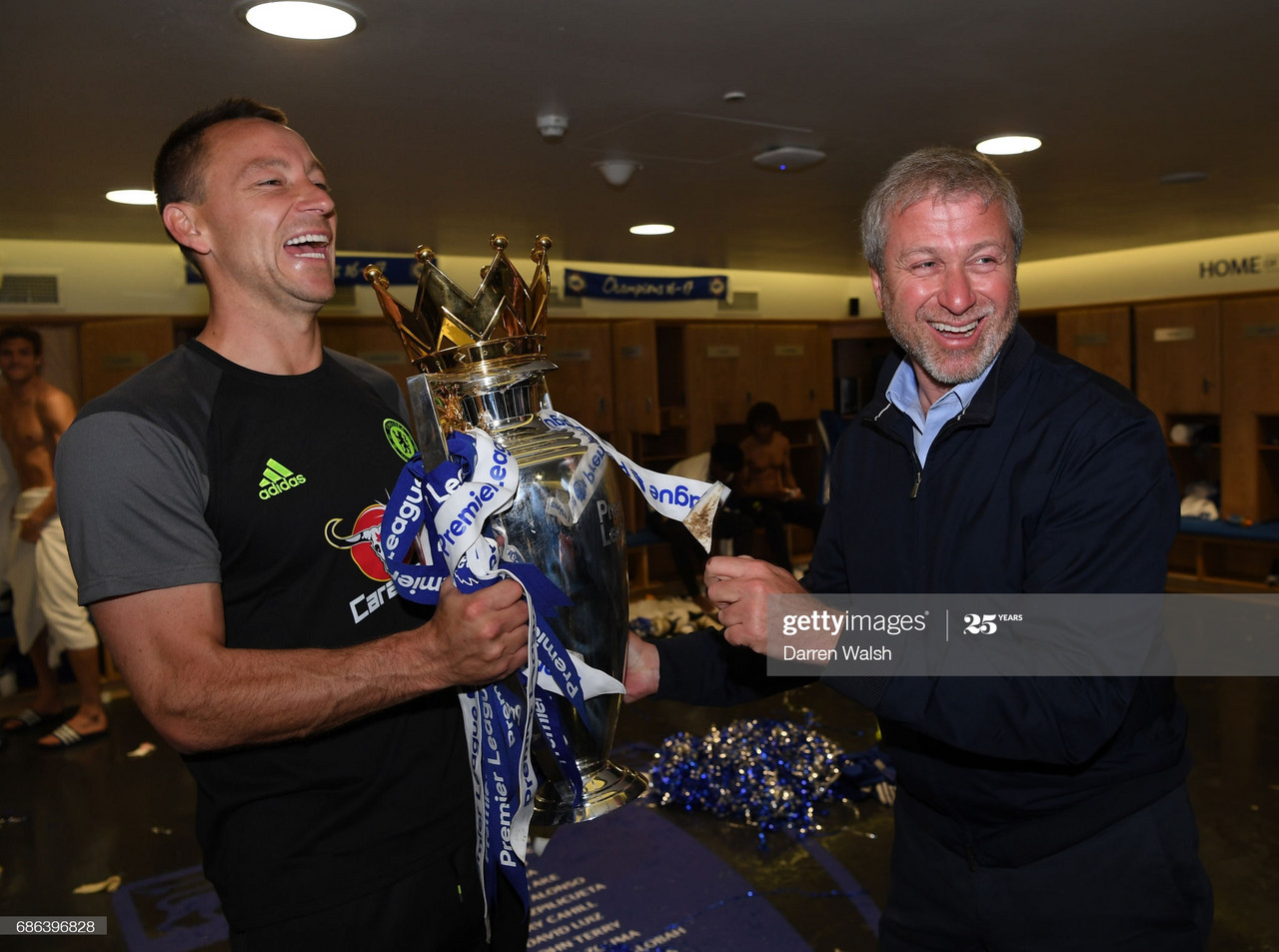 Roman Abramovich's fast-spending model has become the best way to win a Premier League title (Getty Images)