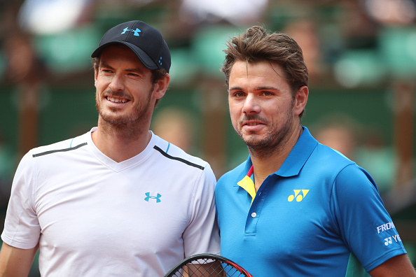 French Open first round preview: Stan Wawrinka vs Andy Murray