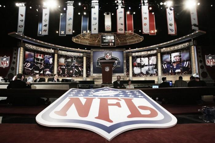 Los Rams obtienen el número uno del draft