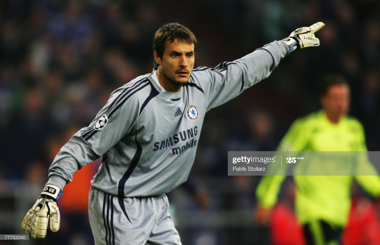 Part 1: Carlo Cudicini's Chronicles