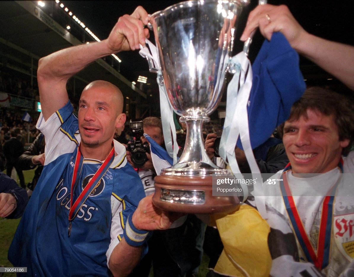 On this day: Chelsea win European Cup Winners' Cup