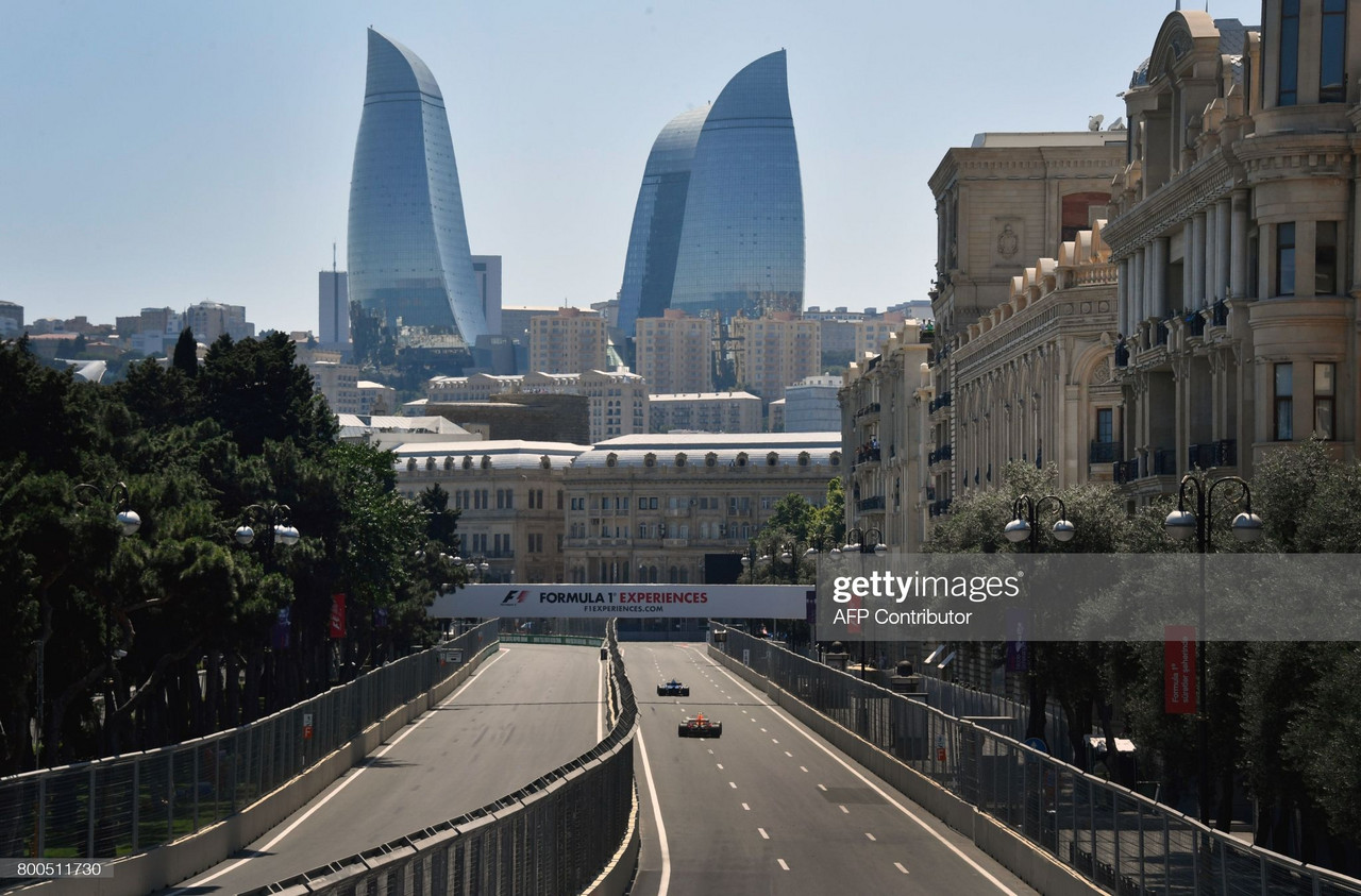 2021 Azerbaijan GP Preview - Can Red Bull maintain the gap at the top?