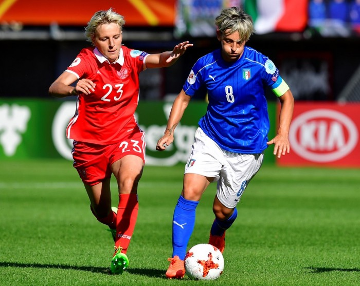 Euro 2017 - Italy 1-2 Russia: Underdogs Russia upset Italy