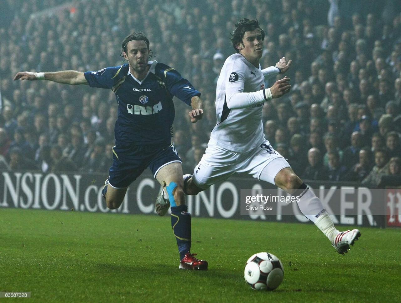 Tottenham to playDinamo Zagrebin Round of 16
