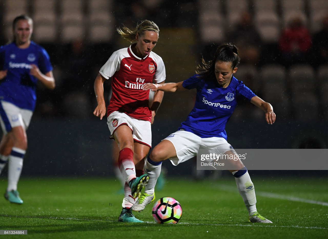Everton v Arsenal WSL Preview: Toffees aim to finish the last game of the year on a positive