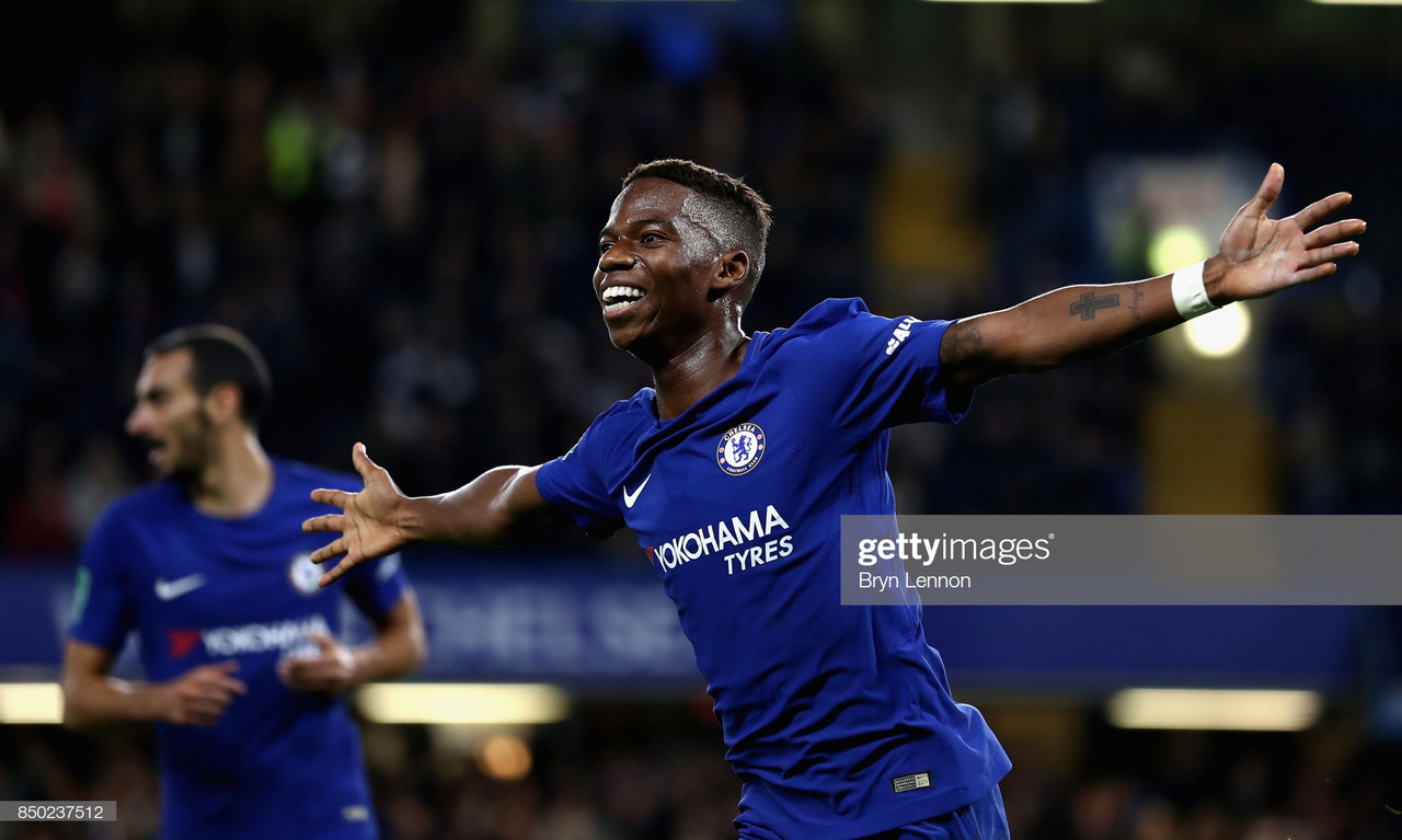 Charly Musonda: I will play for Chelsea again