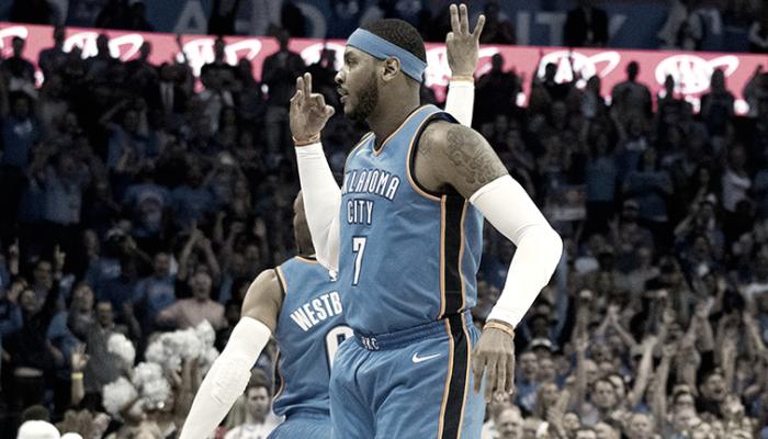 "Carmelo Anthony: ""No estamos frustrados, estamos enfadados"""