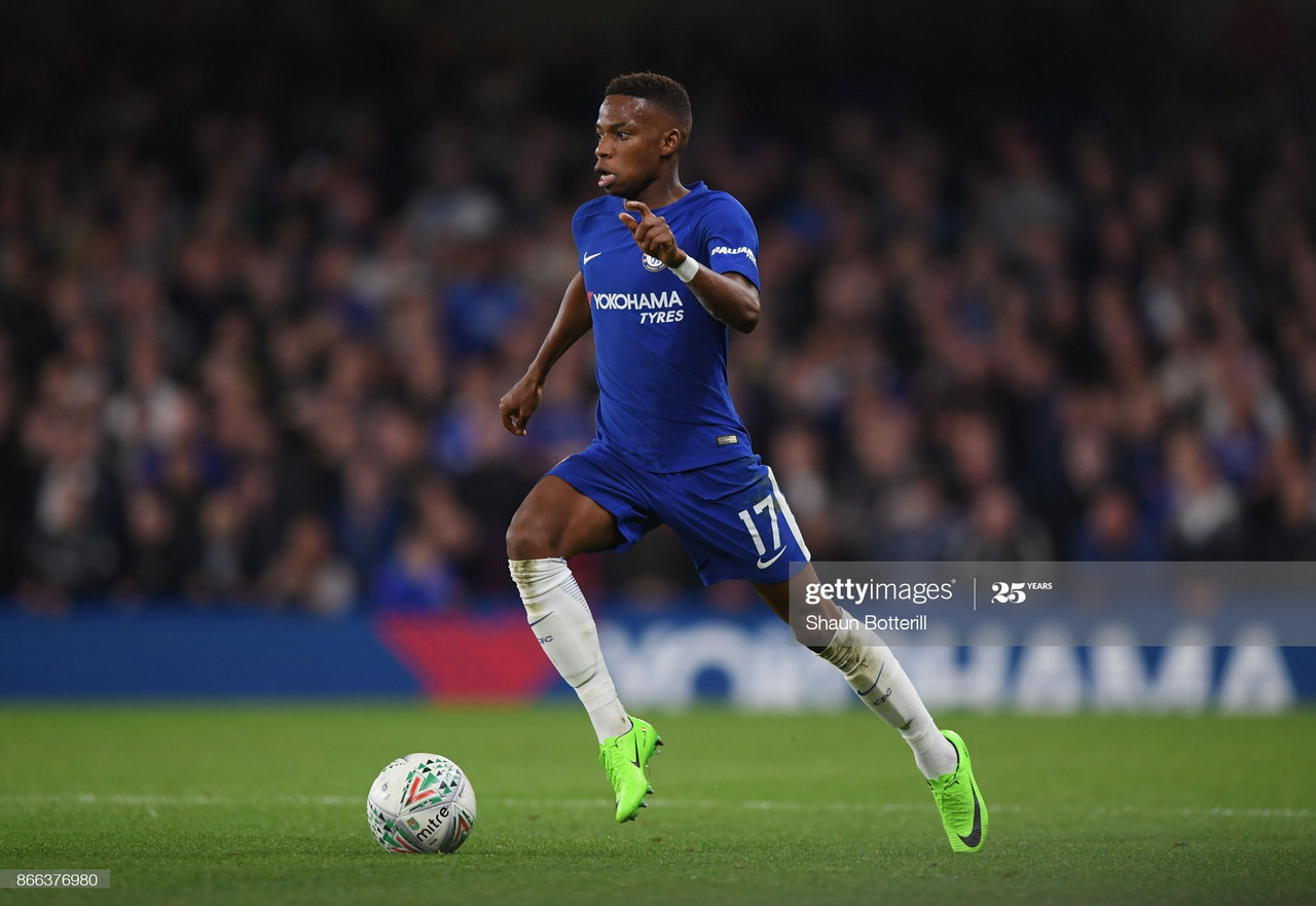 The curious case of Charly Musonda