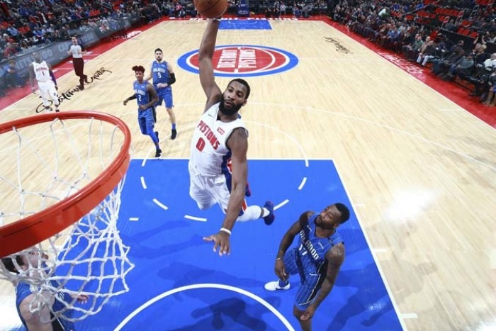 NBA - Vittorie interne per Toronto e Detroit contro Kings e Magic