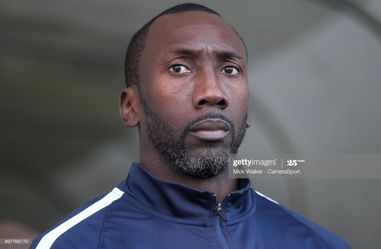 Jimmy Floyd-Hasselbaink: Two Decades On