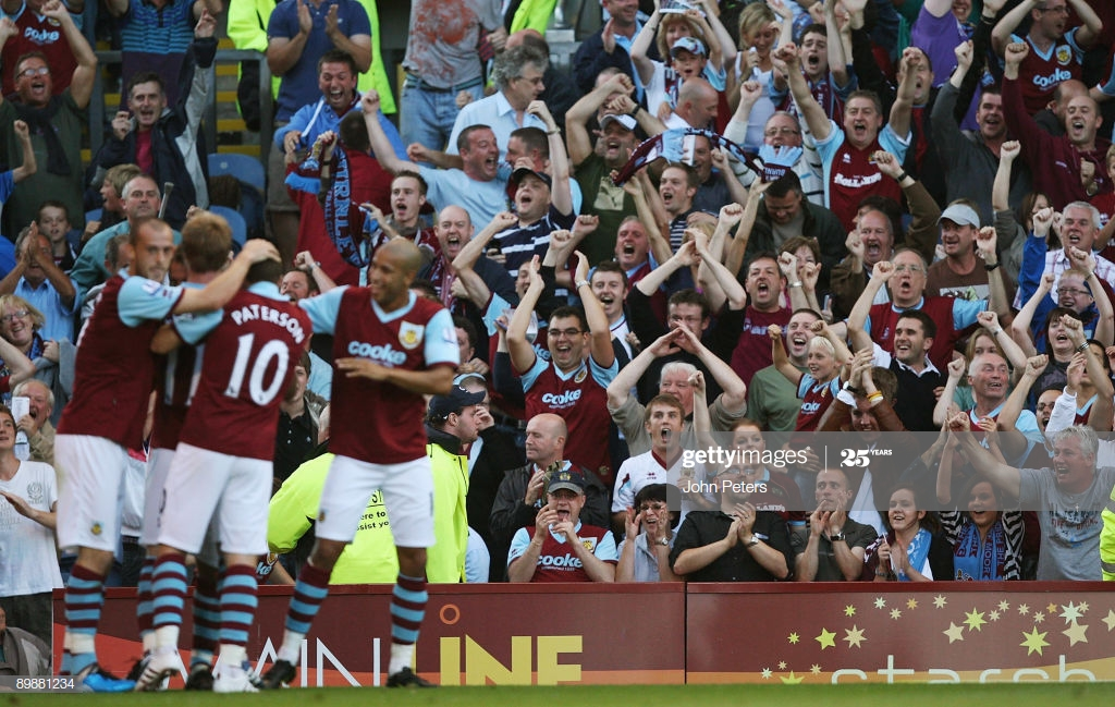 Classic Match: Burnley 1-0 Manchester United