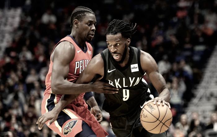 Pistons y Pelicans centran su interés en DeMarre Carroll