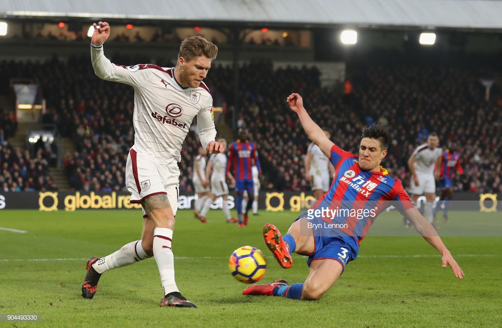 Crystal Palace vs Burnley Preview: A huge game for both sides towards the foot of the table