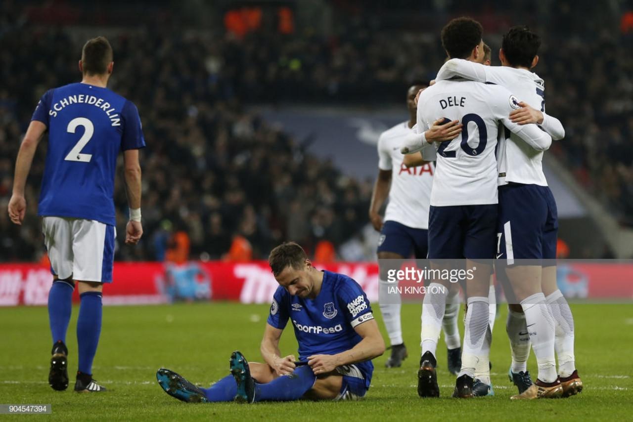 Everton vs Tottenham Hotspur: Spurs look to continue winning run against anof form Blues