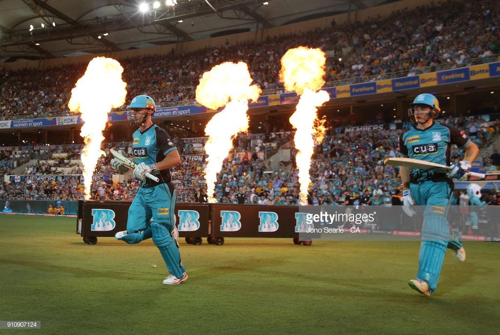 Big Bash Preview 2018/19: Brisbane Heat