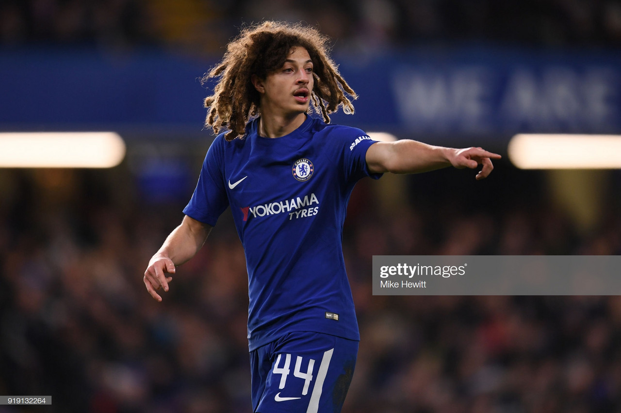 Chelsea's Ethan Ampadu joins RB Leipzig on loan