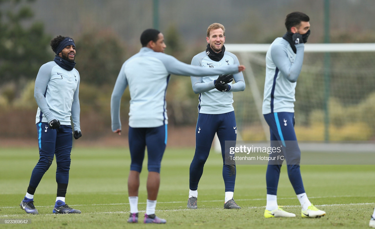 Danny Rose and Paulo Gazzaniga depart Hotspur Way