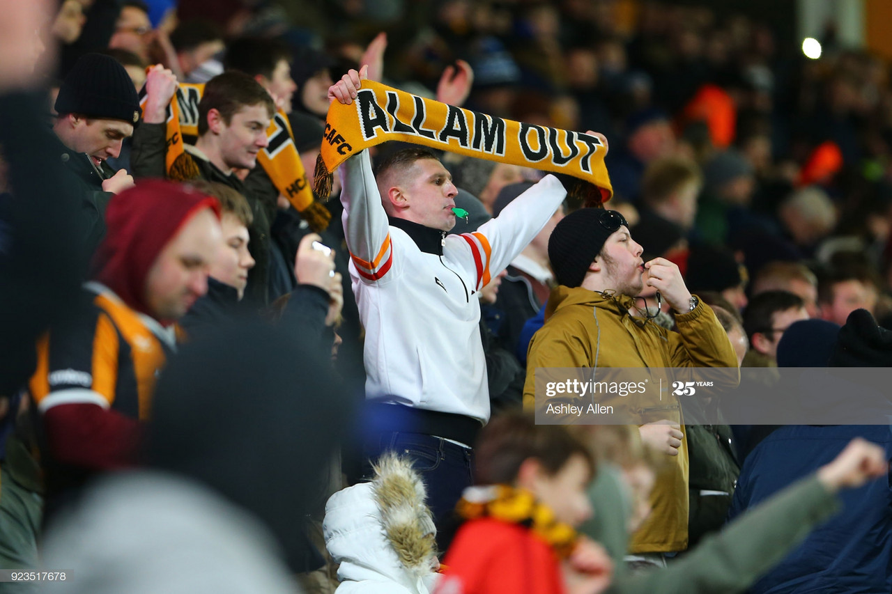 Behind closed doors: will it help or hinder Hull City?