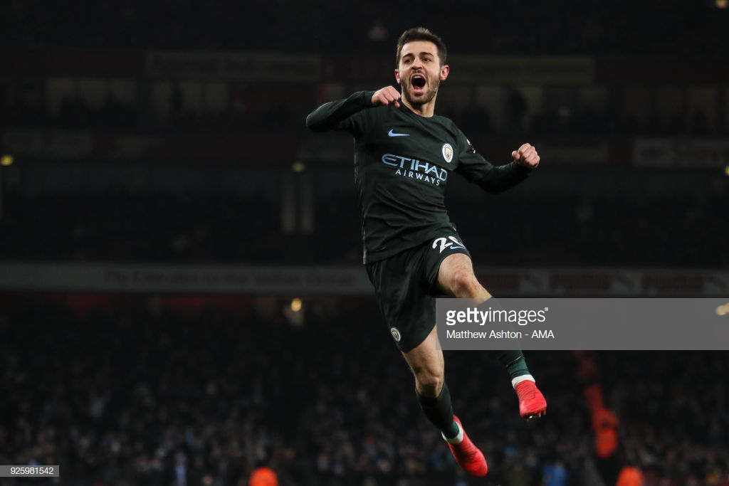 As it happened: Aguero hat-trick fires Manchester City back up to second spot