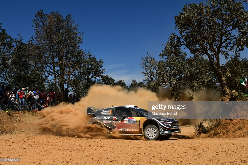WRC Preview: Rally Mexico