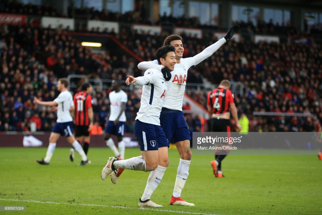Tottenham Hotspur vs A.F.C. Bournemouth Preview: Spurs look to continue their superb form as the title race hots up