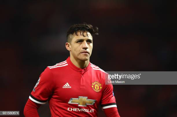 Alexis Sanchez set to complete Manchester United exit this week
