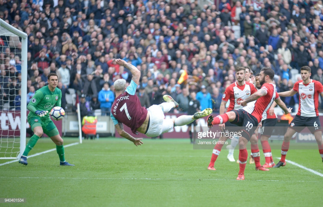 Southampton FC vs West Ham United Preview: Hammers looking to stop on-form Saints and get back to winning ways