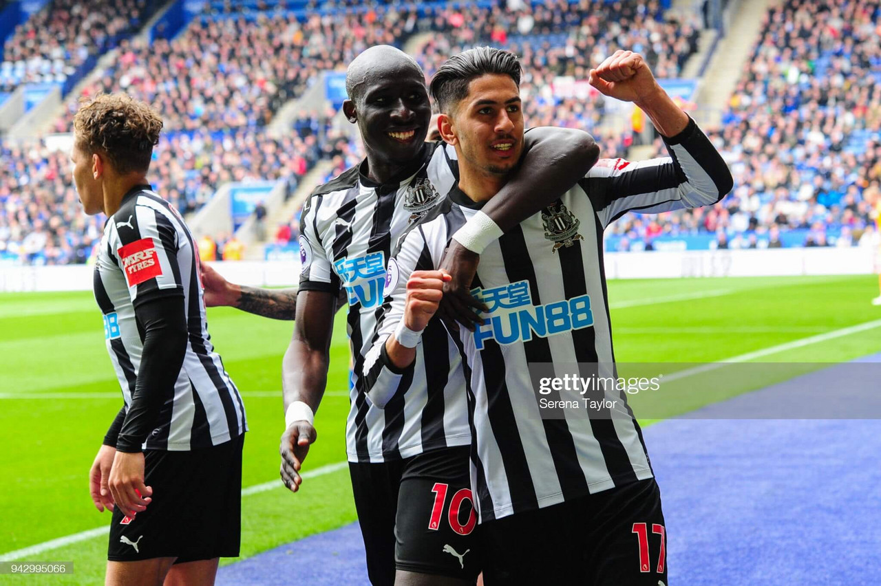 Looking back at Newcastle United's win over Leicester City in 2018
