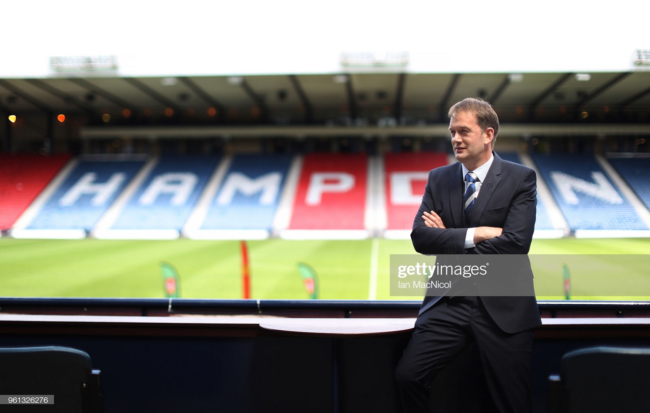 The Scotland National Side – It's still not working