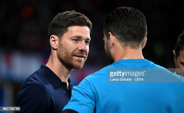 Xabi Alonso in talks to be the new boss at Monchengladbach