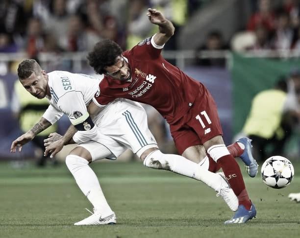 Salah y el Liverpool buscan revancha