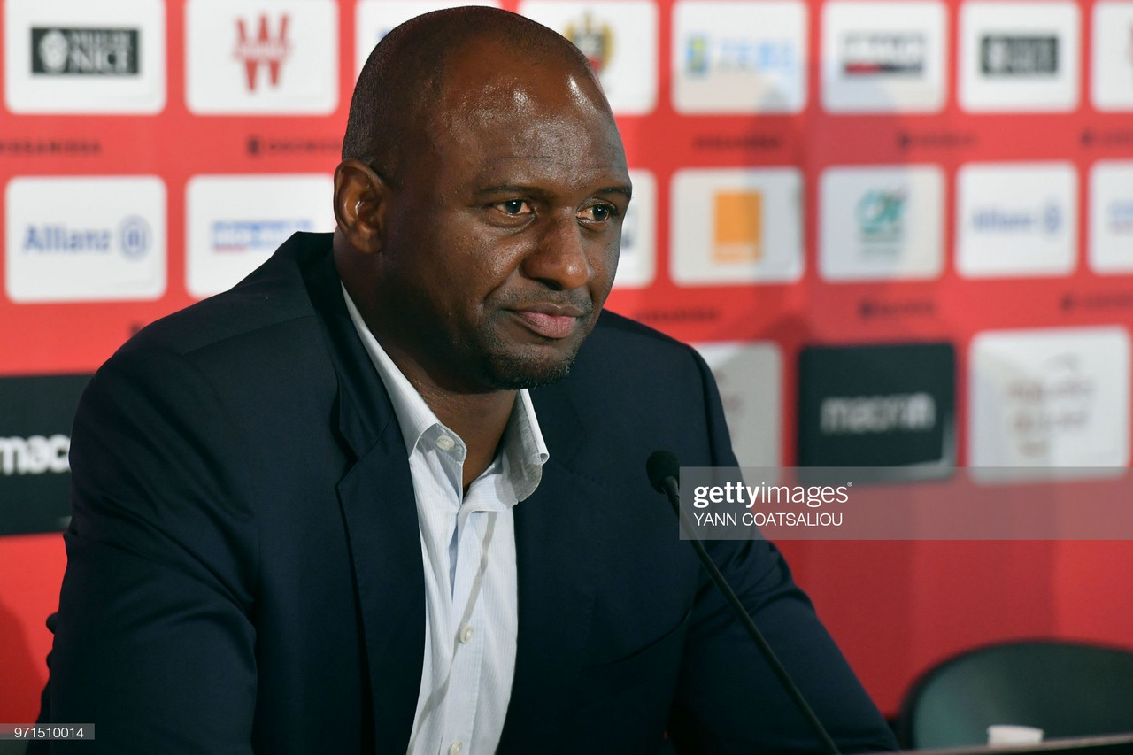 Twelve out of contract players, an ageing defence and a wantaway striker - Patrick Vieira's arrival at SE25 is riddled with challenges