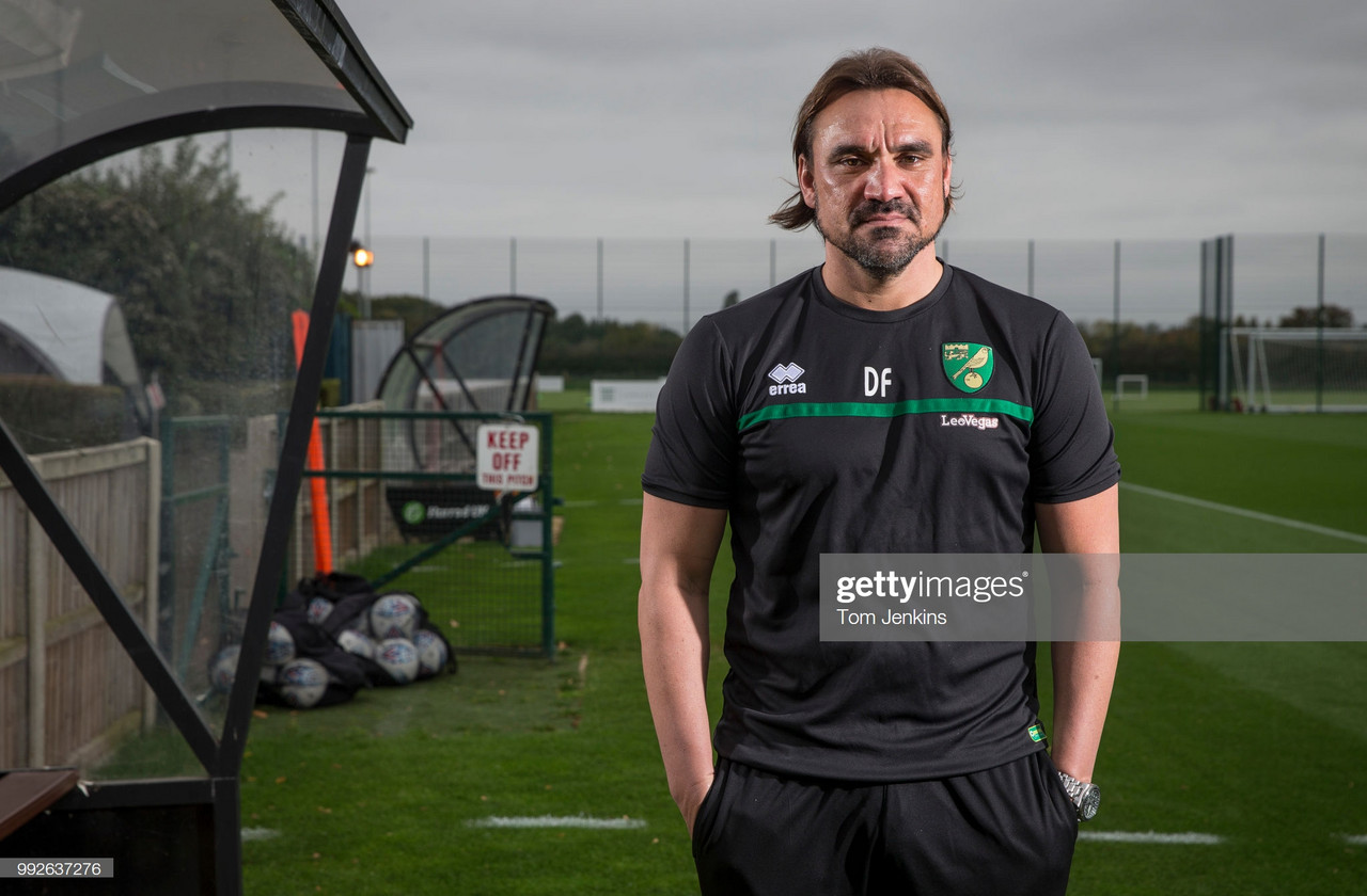 Norwich City boss Daniel Farke hints at summer business