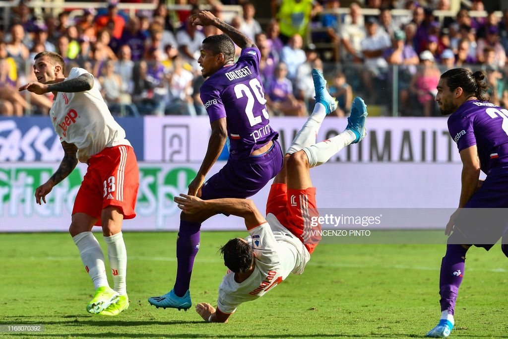 Fiorentina 0-0 Juventus: Juve escapes with a point