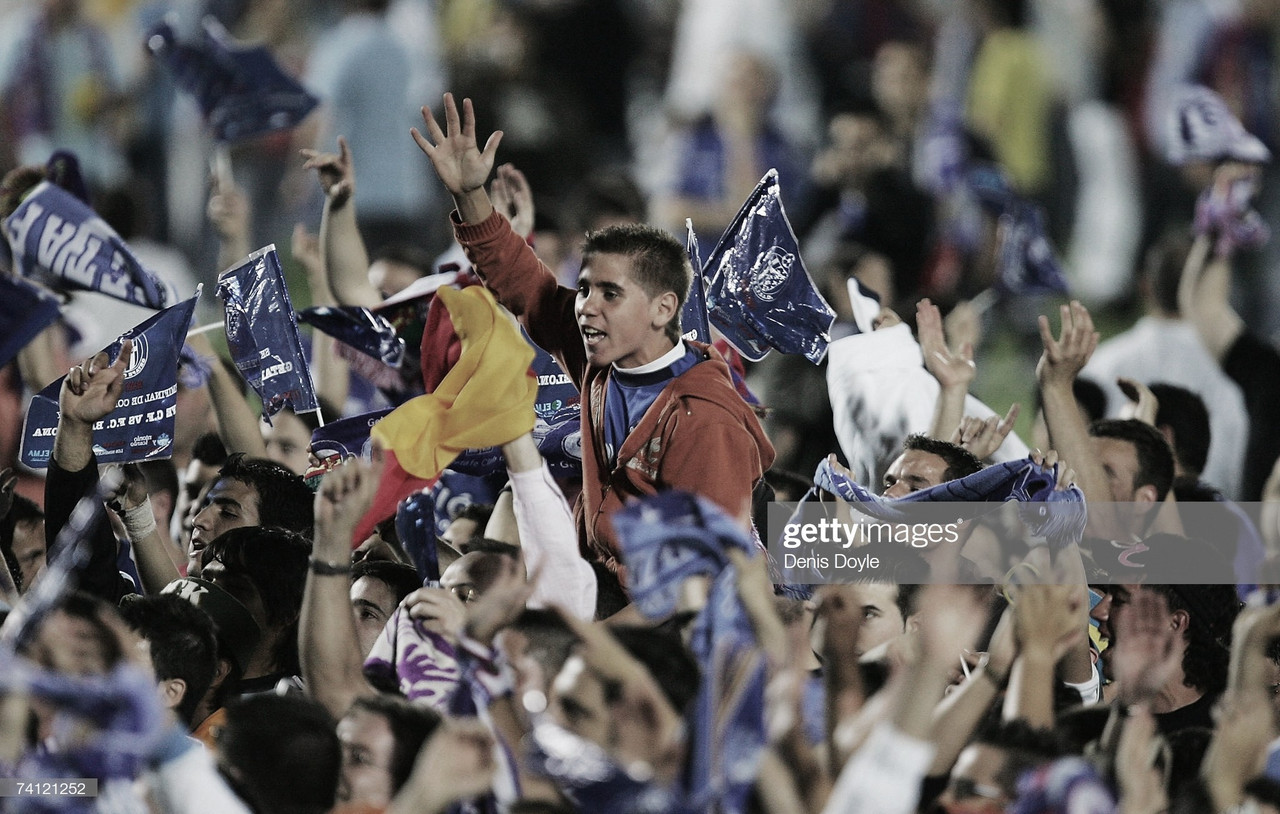 Crónicas históricas: Getafe 4-0 Barcelona