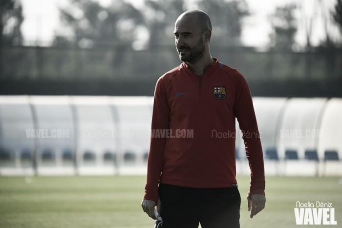 """Fran Sánchez: """"La actitud que hemos tenido en la primera vuelta es fundamental"""""""