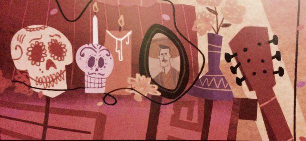 Pixar podría debutar en el género musical con 'Día de los muertos'
