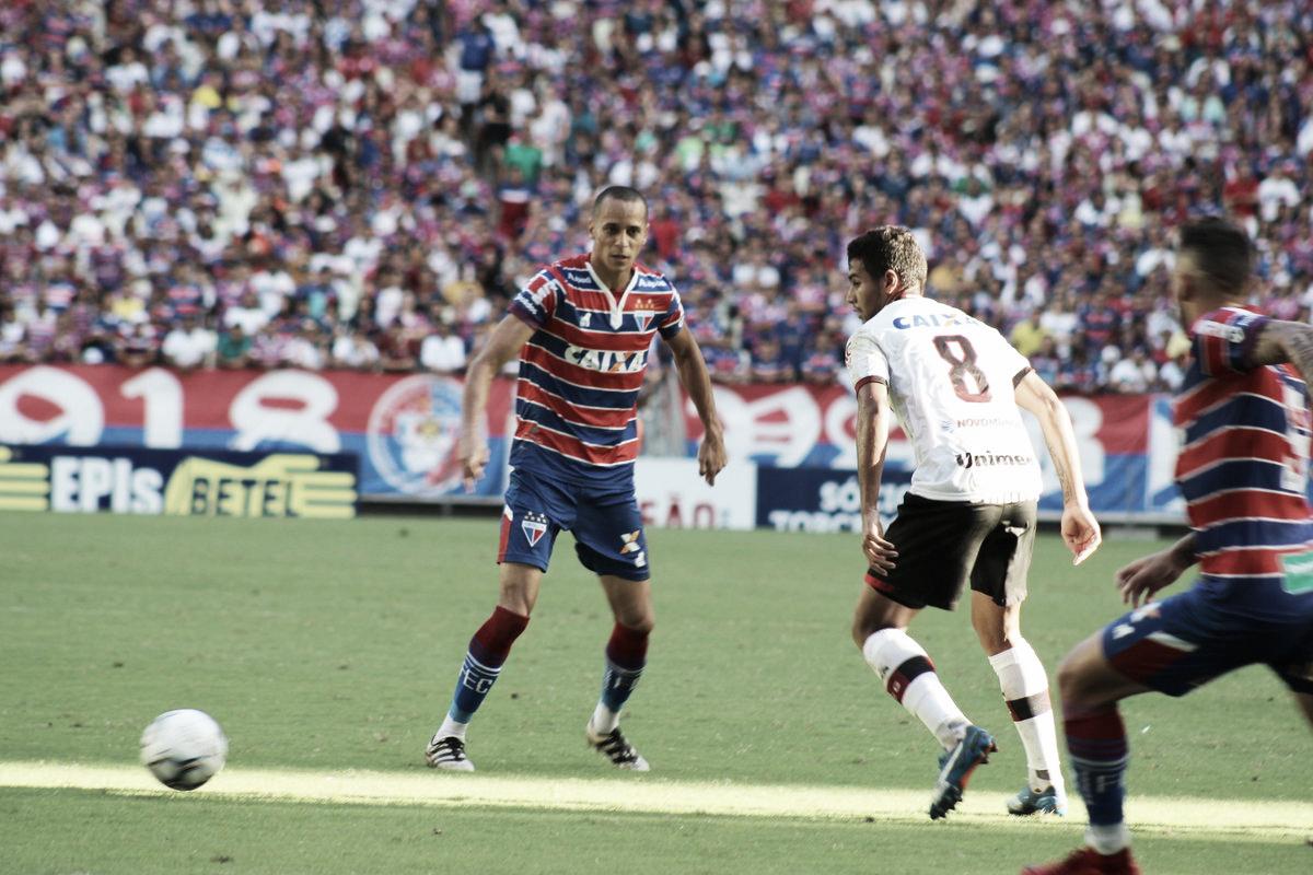 Em possível jogo do acesso, Fortaleza visita Atlético-GO